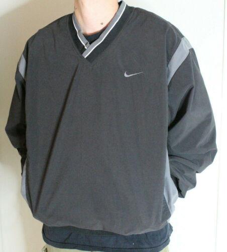 NIKE Golf V Neck Light Weight Pullover Windbreaker
