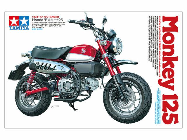 Tamiya 1/12 Honda Mono 125 #14134
