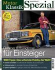 MotorKlassik Spezial - Oldtimer & Youngtimer für Einsteiger 2016 (2016, Taschenbuch)