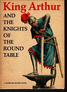 Rey Arturo Y Los Caballeros De La Mesa Redonda Schneider 1954 Libro Vintage Ebay