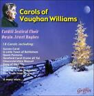 Carols of Vaughan Williams (CD, Nov-2010, Griffin)