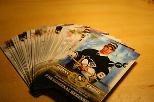 Sidney-Crosby-2005-06-Phenomenal-Beginning-Card-YOU-PICK