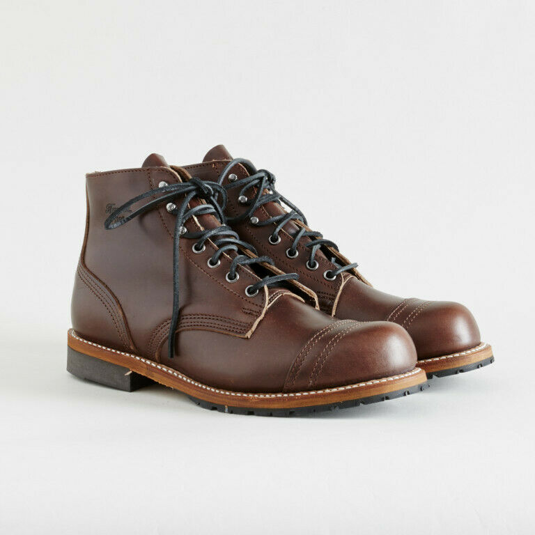 Thorogood 814-4014 Men's Dodgeville Casual Boot (Horween Lthr Cxl, Vibram Lug)