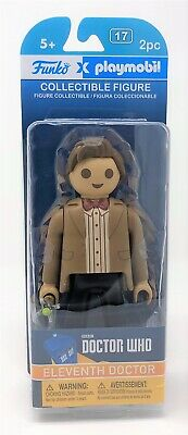 Collectible Matt Smith Doctor Who 8 Inch Poseable Action Figure