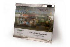 Aston Martin Framed 3D PictureTwo  images in one picture Signed