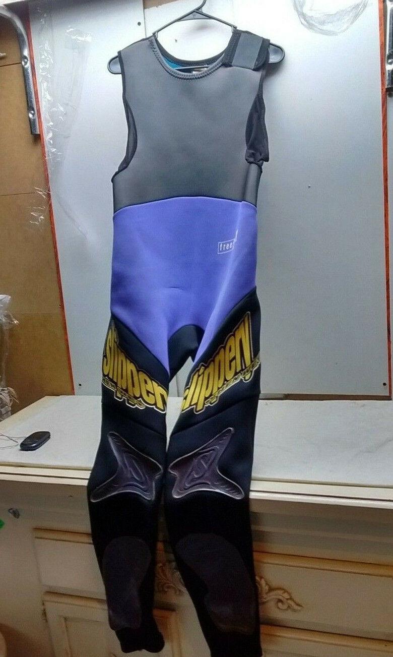 Slippery When Wet damen Wet Suit Full Flex Protection One Piece Größe  L