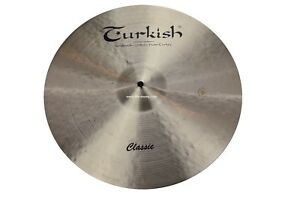 TURKISH-CYMBALS-cymbale-Classic-Crash-18-034-Thin