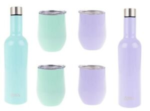Wine-Traveller-Kit-750ml-Bottle-Double-Wall-Insulated-2x-330ml-Tumbler-Oasis
