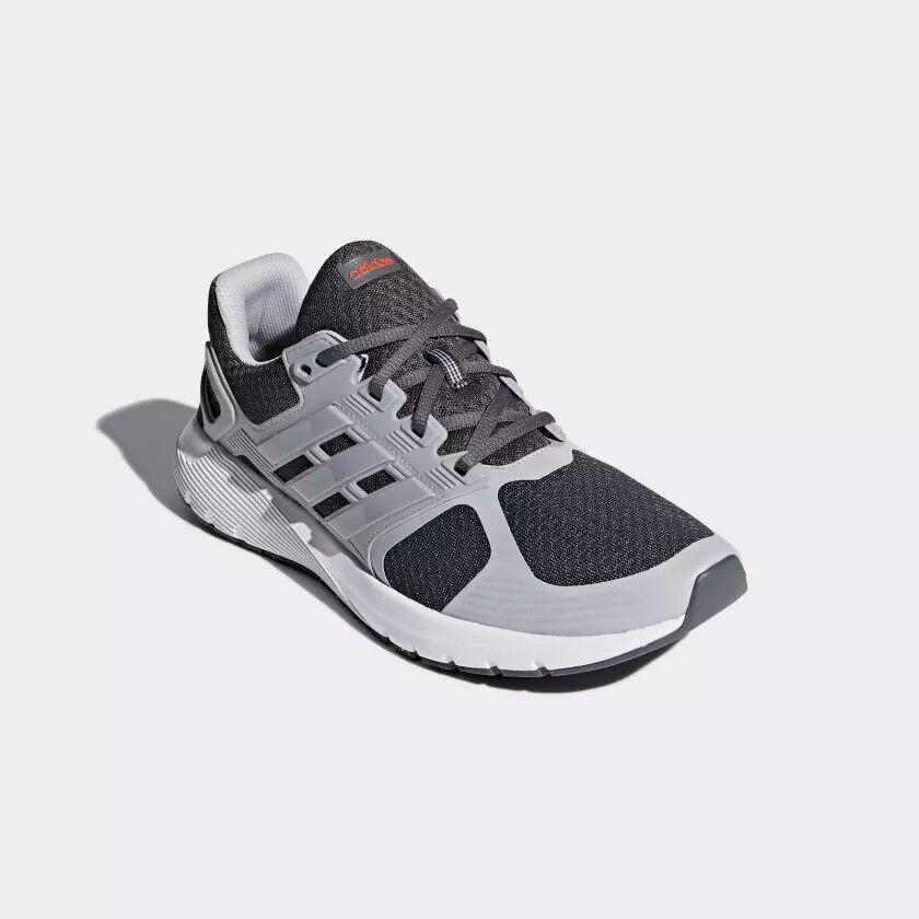 Adidas Duramo 8 Men's Running shoes Sz.10.5 US Grey NWT
