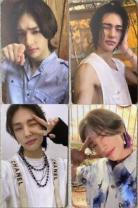 STRAY KIDS - NOEASY ] Album 100% Official HYUNJIN PHOTOCARD + Tracking  Number   eBay