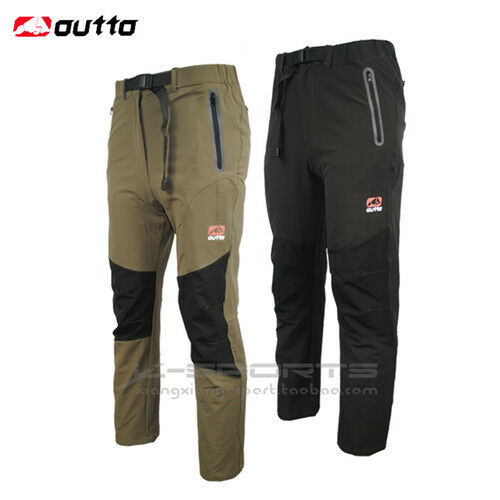 2 color Men's Cycling Pants Bike   Bicycle Casual Outdoor Sports Trousers