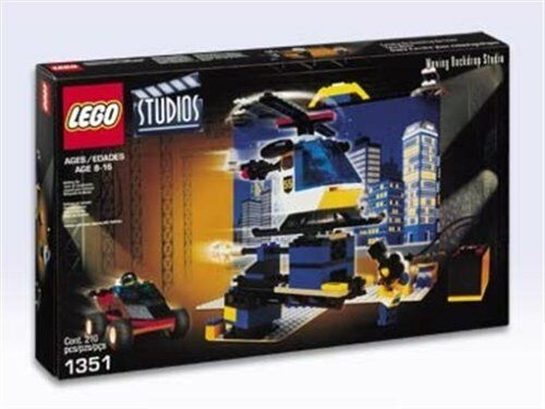 LEGO screen studio set 1351 (japan import)