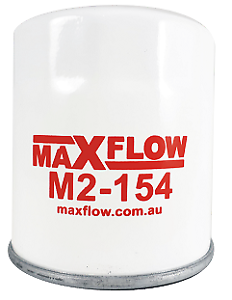 Maxflow-Oil-Filter-Suit-Holden-Commodore-Rodeo-Nissan-Toyota-Oil-Filter-Z154