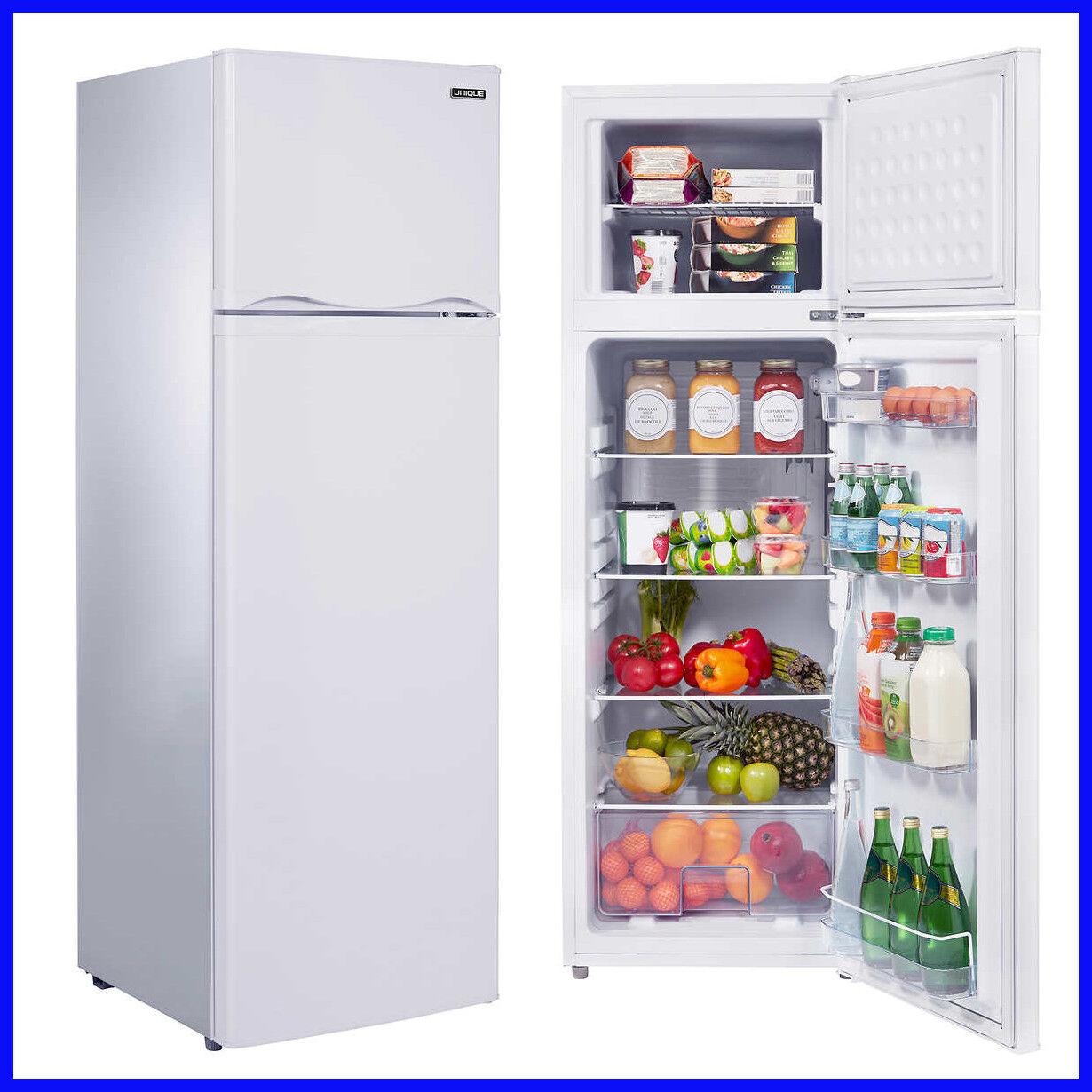 Unique 9.0 CuFt Solar Powered DC Refrigerator - UGP-260L W