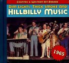 Dim Lights, Thick Smoke and Hillbilly Music: 1965 by Various Artists (CD, Nov-2011, Bear Family Records (Germany))
