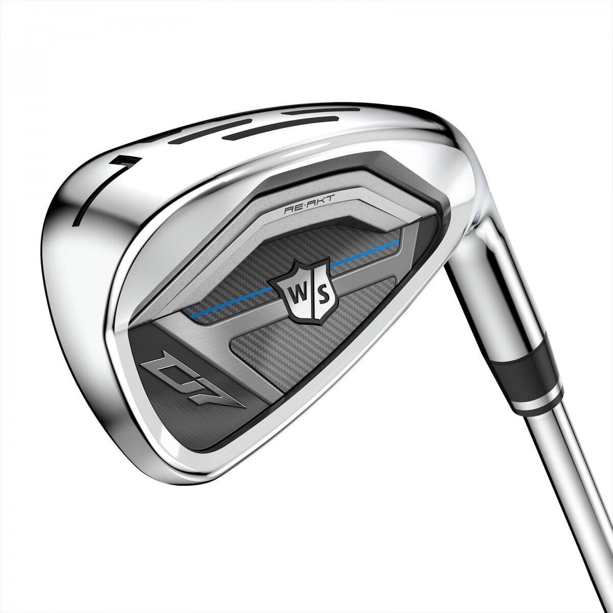 2019 Wilson D7 hierros Individuales -- seleccione Eje, Mano, flexible y personalizar Loft..