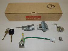 New OEM 2012-2016 Isuzu D-Max Key Cylinder Set Auto Lock Glove Box Fuel Cap