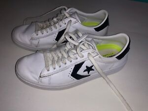 Womens CONVERSE Leather Sneakers