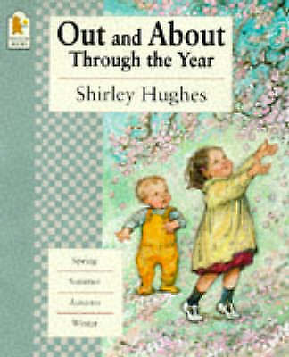 Hughes, Shirley, Out and About (Walker paperbacks), Excellent Book