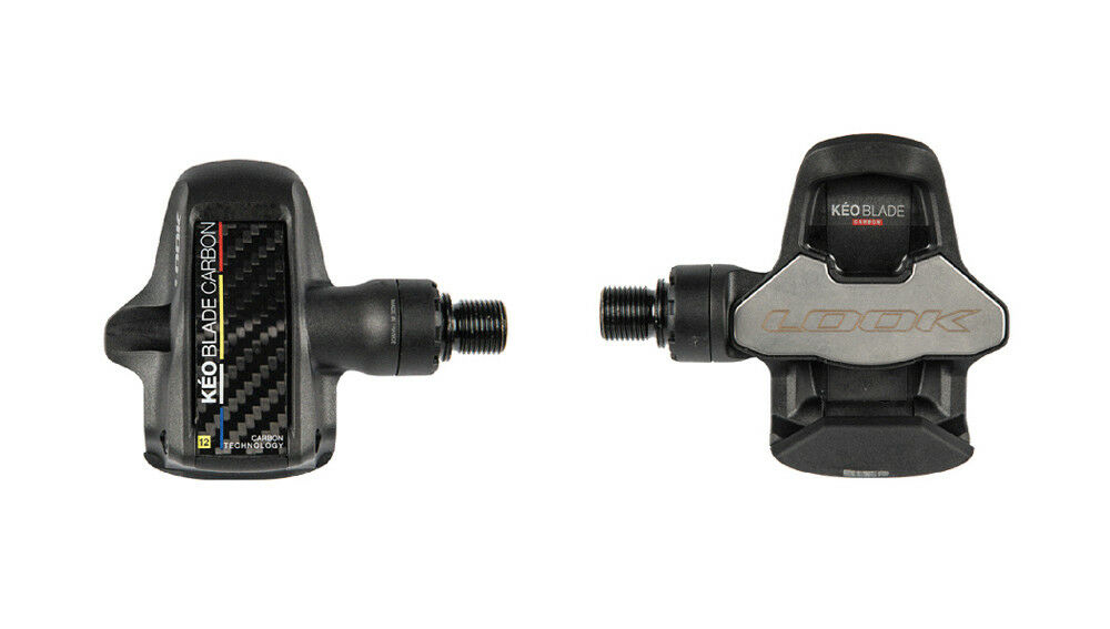 Look Keo Blade Carbon Cromo - Clipless Pedals - 12   16nm