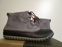 Womens 6-6.5-7-7.5-8-9 Sorel Out N About Waterproof Shoes Leather Fashion Boots