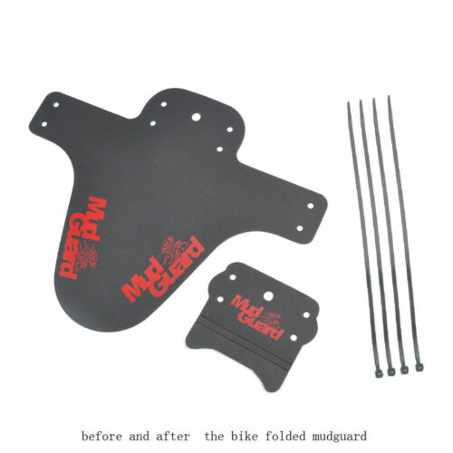1 Set Bicycle Lightest MTB Mud Guard Tire Tyre Mudguard For road Bike Fenders
