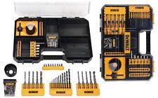 Dewalt DT71583-QZ Hss Drill Bit Holesaws & Nut Driver Set & Tstak Case 102 Piece
