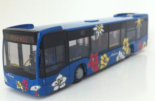 Suiza nuevo y en su embalaje original Rietze 69476 autobús Mercedes-Benz Citaro/'12 Arosa bus CH