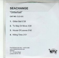 (DG277) Seachange, Glitterball - DJ CD