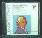 CD MOZART - serenate & ouvertures, Szell, Walter, Zukerman, Brico