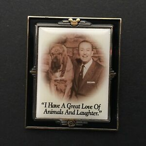 WDW-With-Walt-Framed-Pin-Series-3-Hound-Dog-LE-5000-Disney-Pin-10407