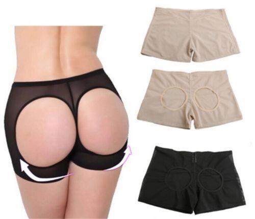 Women Butt Lift Shaper Bum Lift up Briefs Buttocks Enhancer Girdle Shorts Panty