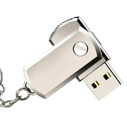 Stainless Steel USB 3.0Pen Drive 1gb Flash Drive Stick Flash Drive Keychain LY