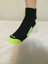 *** 1 Pair Men's Performance Elite Cross Trainer Ankle Socks 10-13  LQQK***