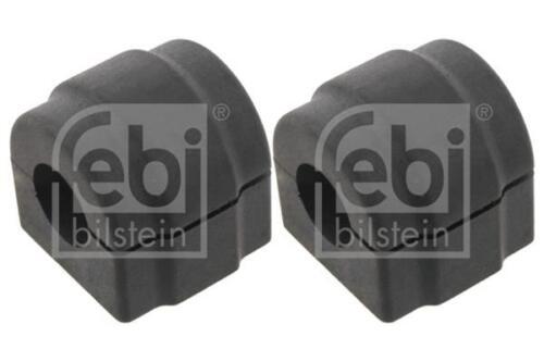 2x Anti-roll Bar Stabiliser Bush Front//Right//Left for BMW E90 05-11 2.0 Febi