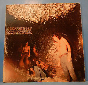 STEPPENWOLF-MONSTER-VINYL-LP-1969-ORIGINAL-PRESS-PSYCH-PLAYS-GREAT-VG-VG-C