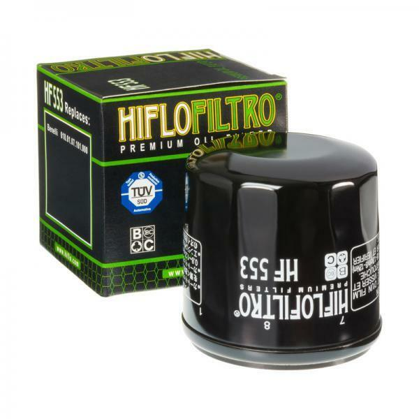 Filtro de aceite Hiflofiltro HF553