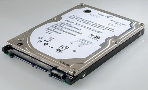 "Seagate ST9160821AS 160Gb 2.5"" Laptop Internal SATA Hard Drive"