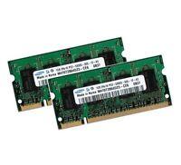 2x 1GB RAM Speicher Fujitsu-Siemens AMILO Pro V2085 - DDR2 Samsung 667 Mhz