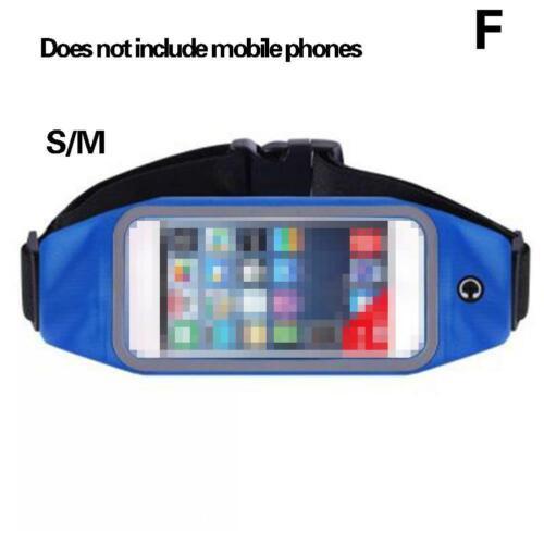Sports Phone Case Holder Running Jogging Waist Bag For Mobile Phone