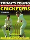 Today's Young Cricketers: A Skills Improvement Manual by Kerry Wedd (Hardback, 1999)
