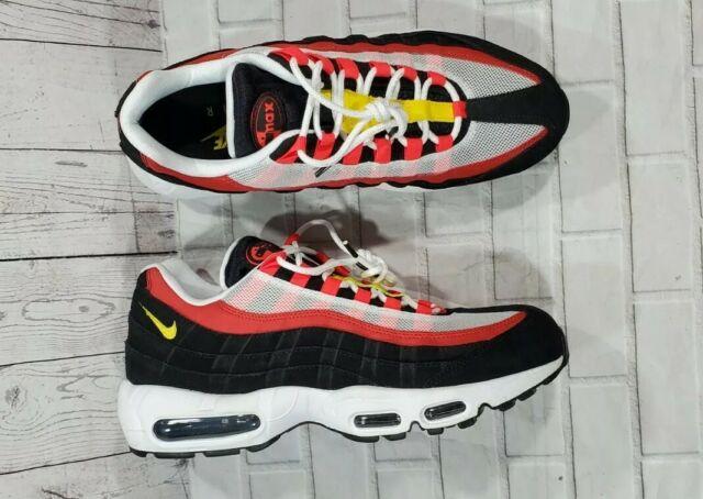 Size 7 - Nike Air Max 95 Bright Crimson