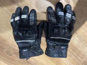 Rukka-Apollo-Black-Leather-Gore-Tex-Waterproof-Motorcycle-Gloves