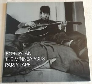 BOB-DYLAN-2-LP-THE-MINNEAPOLIS-PARTY-TAPE-1961-180G-GATEFOLD