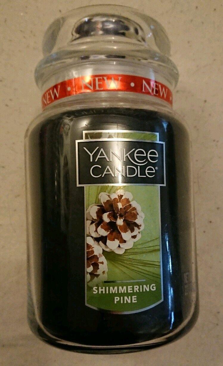 Yankee Candle Shimmering Shimmering Shimmering Pine (623 g)   Online Shop Europe  820bc1