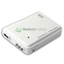 USB White Emergency Portable 4AA Battery Charger for Apple iPad 1 2 3 4 Mini Air