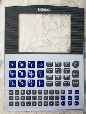 Membrane keypad for MITUTOYO QM-DATA200,Mitutoyo Optical Comparator PH-3515F