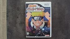 Jeu nintendo Wii Naruto - Clash of Ninja Revolution