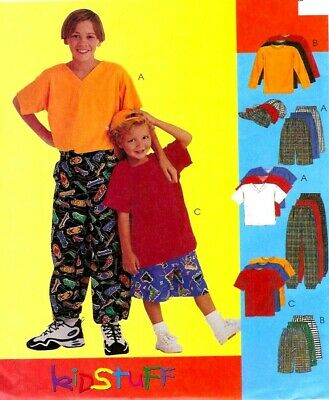 Pants and Shorts     Sewing Pattern McCall/'s 2946 Tween Boys/' Shirts