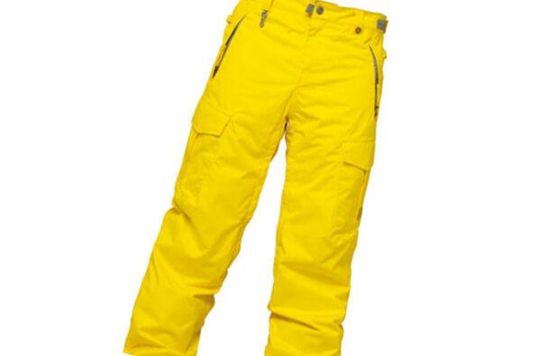 686 Infinity Cargo Snowboard Pant (L) Lava